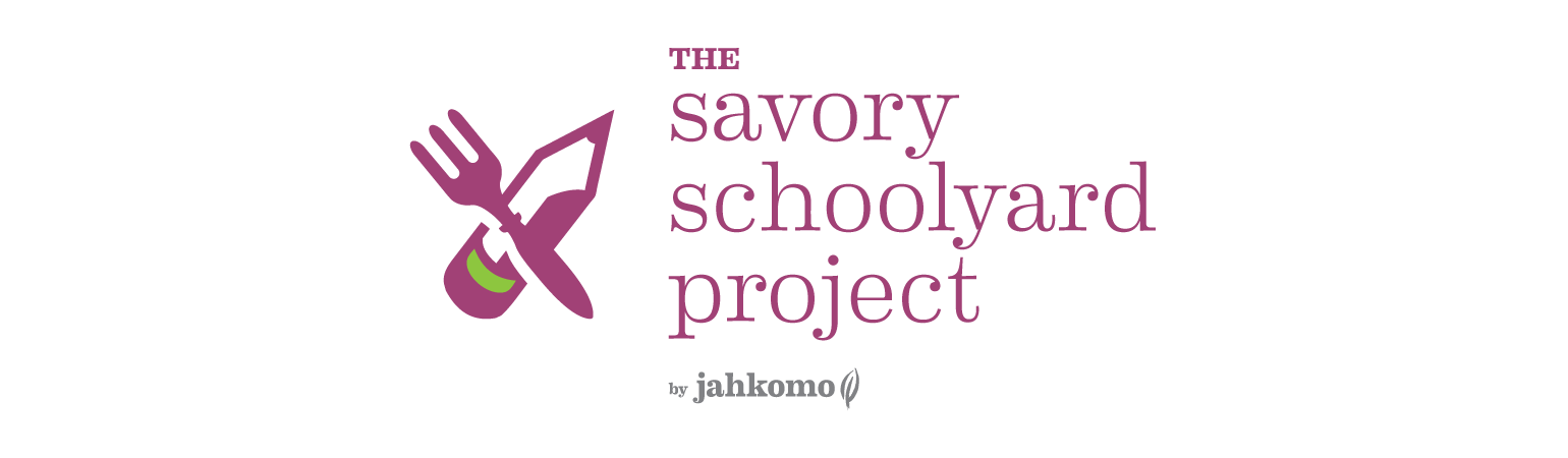 Savory Schoolyard  - Gardens for Schools Program by Jahkomo Landscape and Garden Design. - Jack M. Macaluso Swagger Group