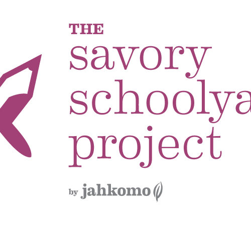 Savory Schoolyard Program Gardens for Schools
