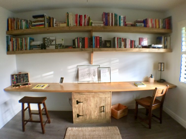 Childrens Library Study Room Design and Build